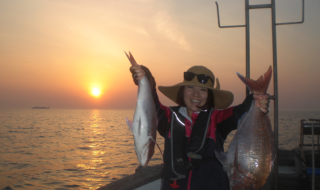フナ釣り体験